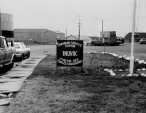 CFS Inuvik, Northwest Territories