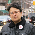 Kam Rao, Canadian Media Guild campaign coordinator