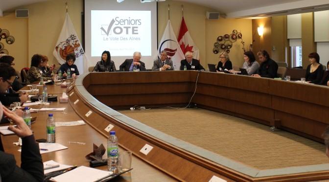 CWA Canada Retirees Council Endorses Seniors Vote
